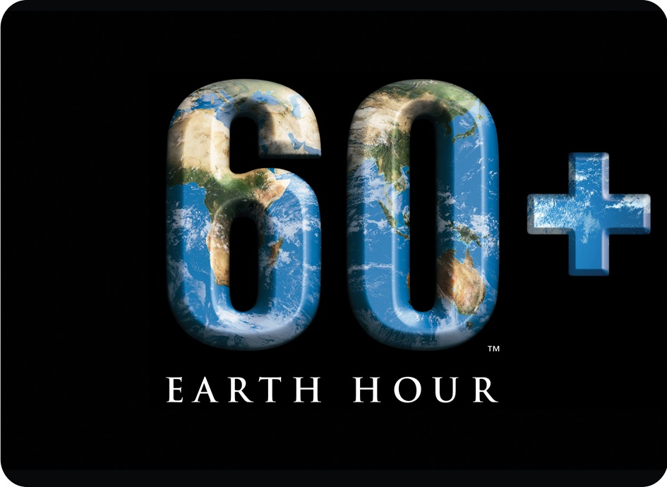 Saturday: this year's Earth Hour