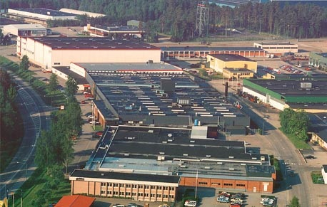 Strålfors unit in Ljungby.