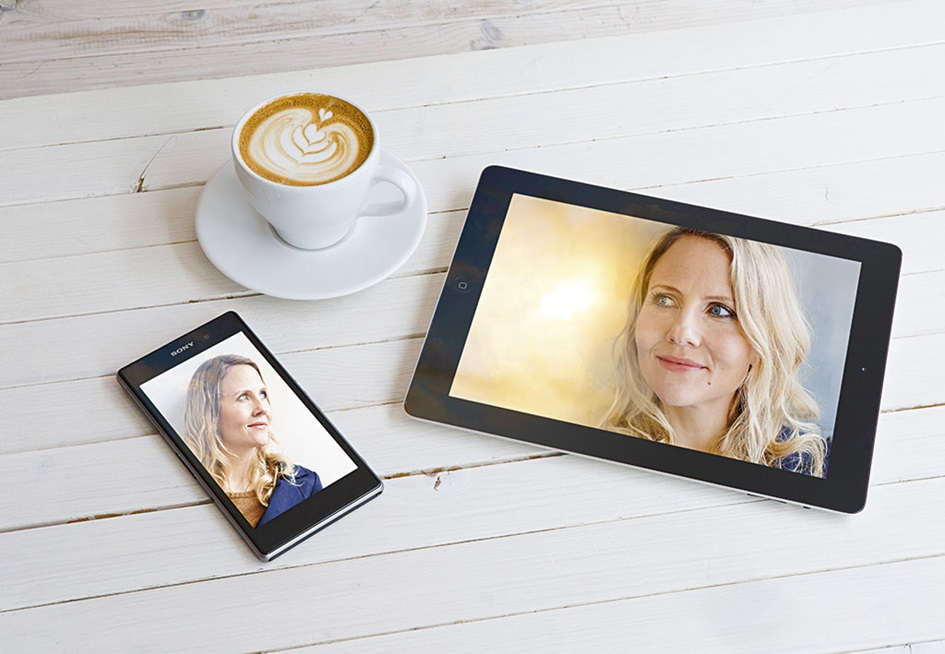 Christiane Vejlø believes that technology is becoming increasingly invisible. According to her, putting your mobile on the table during a meeting is increasingly viewed as poor style.