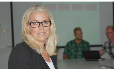 Katarina Johansson, Team Manager e-services at Stralfors.
