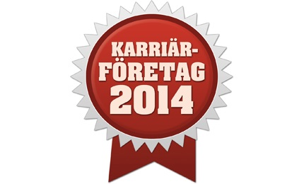 Stralfors is one of Sweden's most exciting employers in 2014