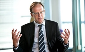 Håkan Eriksson, President and CEO Håkan Ericsson.